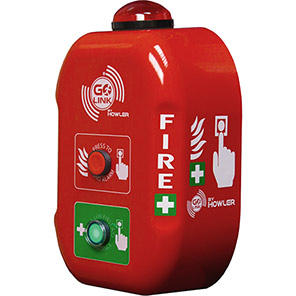 Howler GoLink Fire Alarm with First Aid Assist