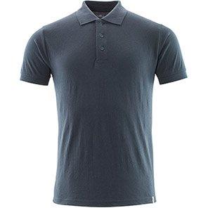 MASCOT Crossover Men's Navy Sustainable Polo Shirt