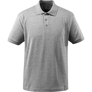 MASCOT Crossover Men's Grey Sustainable Polo Shirt