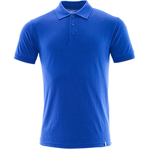 MASCOT Crossover Men's Royal Blue Sustainable Polo Shirt