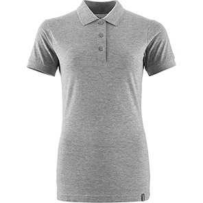 MASCOT Crossover Women's Grey Sustainable Polo Shirt