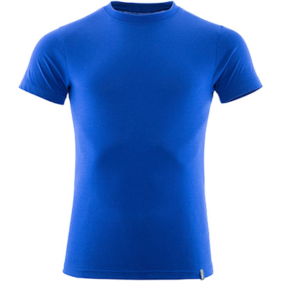 Mascot 20382-796 100% Cotton Sustainable T-Shirt Primary Base Colour Royal Blue Secondary Base Colour N/A