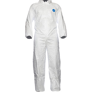 DuPont Tyvek 500 Industry White Chemical Coverall