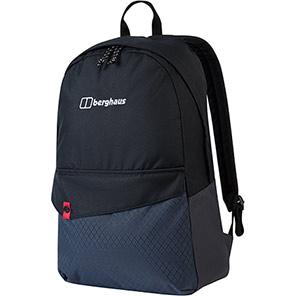 Berghaus Brand Bag Jet Black Rucksack