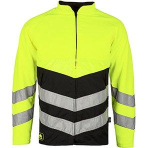 SIP Protection BasePro 1RI1 Yellow Hi-Vis Chainsaw Jacket