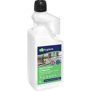 BioHygiene Concentrated Kitchen Cleaner and Degreaser 1L