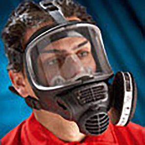 Scott Promask Full-Face Respirator Mask