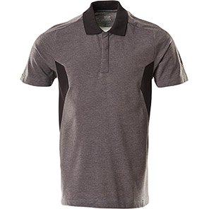 MASCOT ACCELERATE 18383 Men's Dark Anthracite Grey Polo Shirt