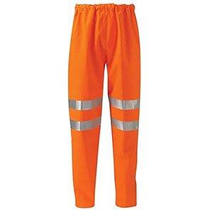 Orbit Rhine Orange GORE-TEX Hi-Vis Overtrousers