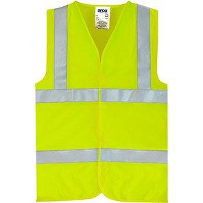 Arco Yellow Flame-Retardant Hi-Vis Vest