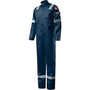 Roots Flamebuster 2 Nordic Navy Flame-Retardant Overalls