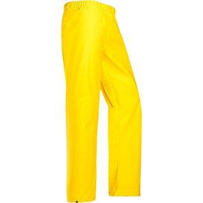 Sioen Bangkok Yellow Waterproof Trousers