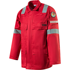 Roots Flamebuster Xtreme Nordic Red Flame-Retardant Jacket