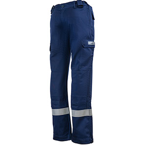 Roots Navy Multi-Protector Trousers
