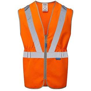 PULSAR PR145 Orange Pull-Apart Hi-Vis Vest