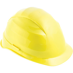 ENHA Rockman E6 Unvented ABS Safety Helmet with Pinlock Headband