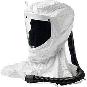 Sundström SR 561 Respirator Hood with Breathing Tube