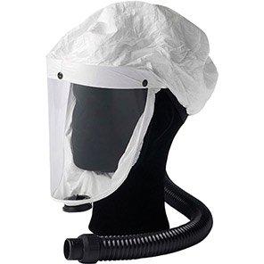 Sundström SR 562 Respirator Hood with Breathing Tube