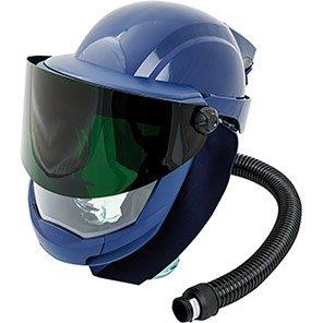 Sundström SR 588-1 / SR 580 Green Shade-3 Respirator Face Shield
