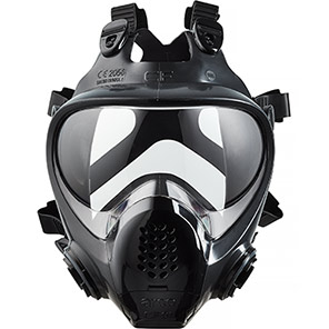 Arco Twin-Filter Full-Face Respirator Mask