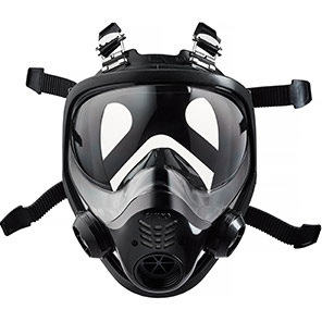 Arco GX01 Single-Filter Full-Face Respirator Mask