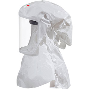 3M Versaflo S-433S Small Lightweight Respirator Hood with Neck Cover