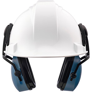 Honeywell Howard Leight Clarity C1H Helmet-Mounted Ear Defenders