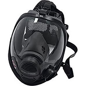 Scott Vision 3 Full-Face BA Mask with Net Harness and Electronics Port
