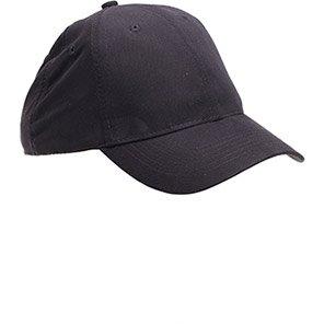TROJAN Tactel Black Baseball Cap