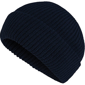 Regatta Navy Acrylic Beanie Hat
