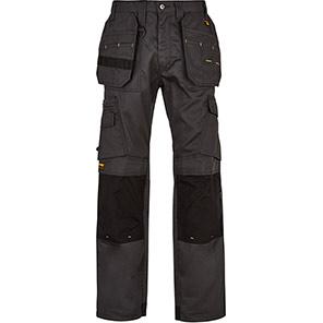 DEWALT Pro Tradesman Men's Grey Work Trousers