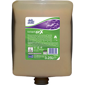 Deb Stoko Solopol GFX Gritty Power Foam Hand Cleaner