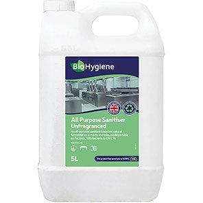 BioHygiene All-Purpose Unfragranced Sanitiser
