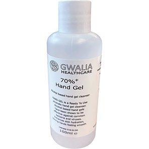 Gwalia Alcohol-Based Hand Sanitiser 100ml