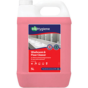 BioHygiene Concentrated Washroom and Floor Cleaner 5L
