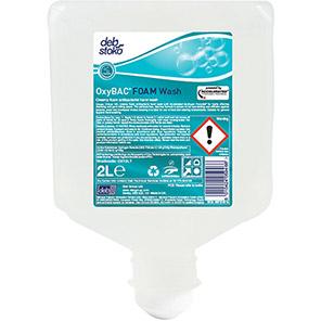 Deb Stoko OxyBAC Antimicrobial Foam Wash