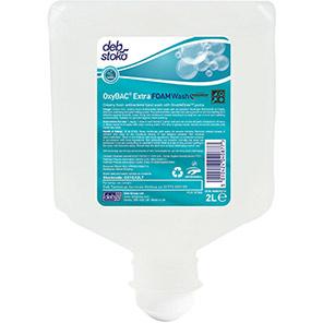 Deb Stoko OxyBAC Extra Antimicrobial Foam Wash