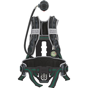 MSA M1 Self-Contained Breathing Apparatus with Demand Valve