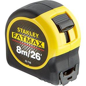 Stanley FatMax BladeArmor 8m Measuring Tape