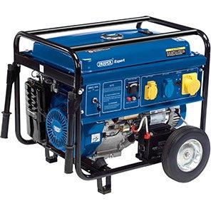 Draper Expert 3.5kW Portable Petrol Generator