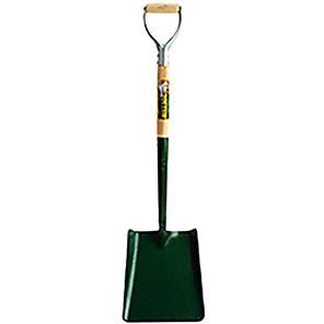 Bulldog T-Grip Square-Mouth Shovel