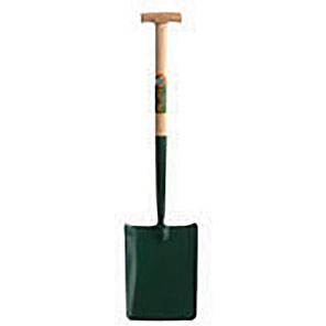 Bulldog T-Grip Hardwood Taper Shovel