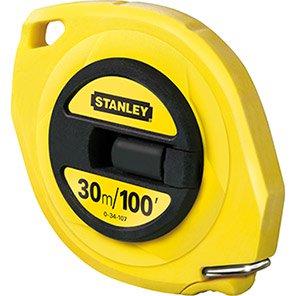 Stanley 30m Steel Measuring Tape