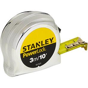 Stanley Powerlock Measuring Tape