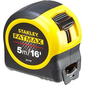 Stanley FatMax BladeArmor 5m Measuring Tape