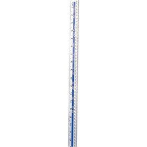 Draper 1m Aluminium Ruler
