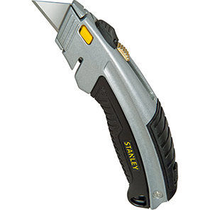 Stanley Instant Change Retractable Safety Knife