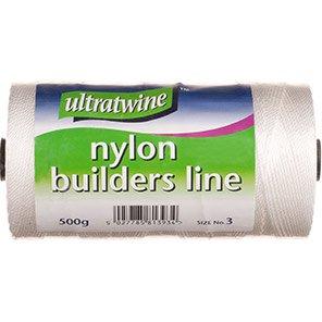 Ultratwine Nylon Builder's Line 480m