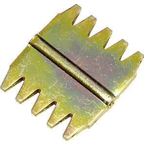 Carters 25mm Scutch Comb