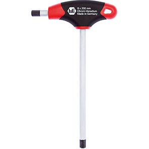 Hafu T-Grip Hex Key Wrench